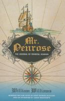 Cover image for Mr. Penrose  the journal of Penrose, seaman