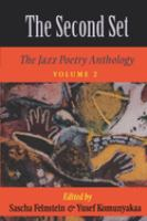 Cover image for The second set : the jazz poetry anthology, volume 2