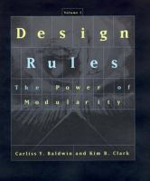 Cover image for Design rules