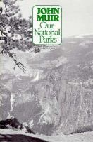 Cover image for Our national parks