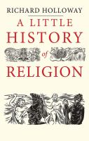 Cover image for A little history of religion