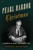 Cover image for Pearl Harbor Christmas a world at war, December 1941