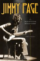Cover image for Jimmy Page : the definitive biography
