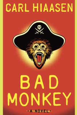 Cover image for Bad monkey