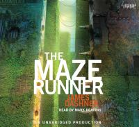 Cover image for The maze runner