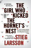 Cover image for The girl who kicked the hornet's nest
