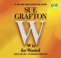 Cover image for W is for wasted