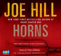 Cover image for Horns