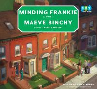 Cover image for Minding Frankie