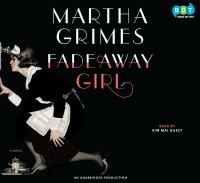 Cover image for Fadeaway girl