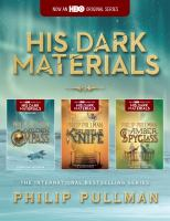 Cover image for His dark materials