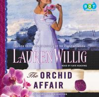 Cover image for The orchid affair