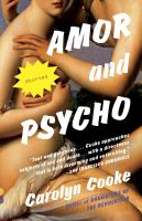 Cover image for Amor and Psycho stories