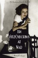 Cover image for The FitzOsbornes at war
