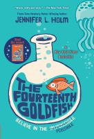 Cover image for The fourteenth goldfish