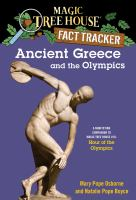 Cover image for Ancient Greece and the Olympics a nonfiction companion to Hour of the Olympics