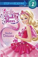 Cover image for Ballet dreams
