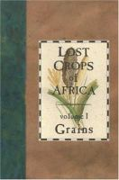 Cover image for Lost crops of Africa