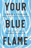 Cover image for Your blue flame : drop the guilt and do what makes you come alive