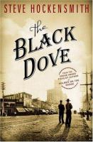 Cover image for The black dove
