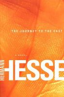 Cover image for The journey to the East