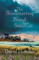 Cover image for The shimmering blond sister