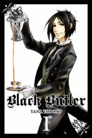 Cover image for Black butler