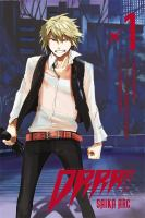 Cover image for Durarara!! Drrr!! Saika arc