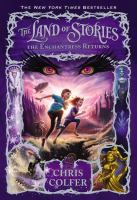 Cover image for The enchantress returns the land of stories series, book 2.