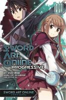 Cover image for Sword art online progressive