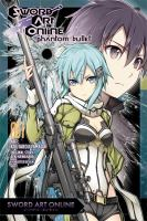 Cover image for Sword art online: Phantom bullet