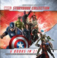 Cover image for Marvel storybook collection.