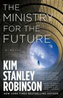 Cover image for The ministry for the future