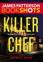 Cover image for Killer chef