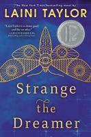 Cover image for Strange the dreamer