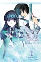 Cover image for The irregular at Magic High School