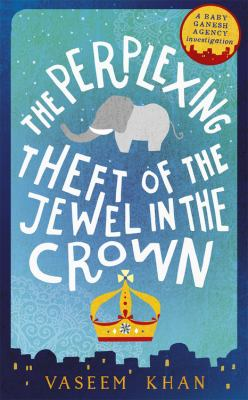 Cover image for Book Club kit : The perplexing theft of the jewel in the crown