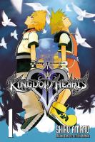 Cover image for Kingdom Hearts II