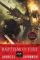 Cover image for Baptism of fire