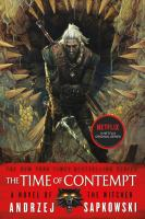 Cover image for The time of contempt