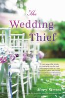 Cover image for The wedding thief