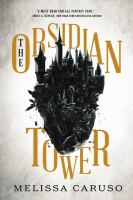 Cover image for The obsidian tower