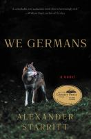 Cover image for We Germans