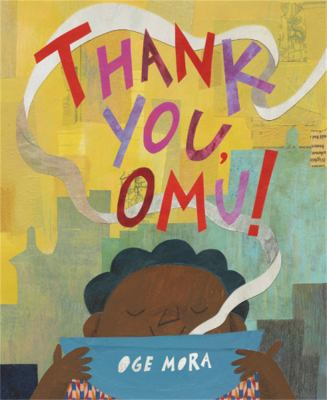 Cover image for Thank You, Omu!