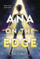 Cover image for Ana on the edge