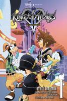 Imagen de portada para Kingdom hearts II the novel
