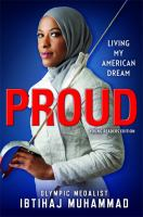 Cover image for Proud : living my American dream