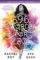 Imagen de portada para 96 words for love