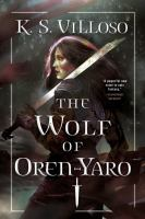 Cover image for The wolf of Oren-yaro