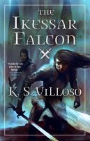 Cover image for The Ikessar falcon